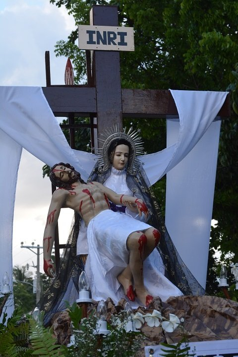 The Image of Christ's Crucifixion