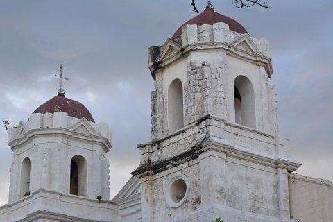 The Sta. Teresa de Avila Parish Church in Talisay Cebu