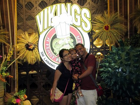 Vikings Davao Sign
