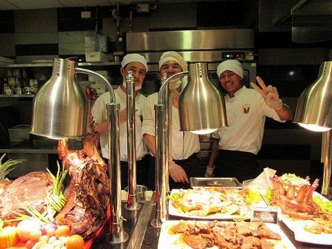 Vikings Davao Steaks Chefs