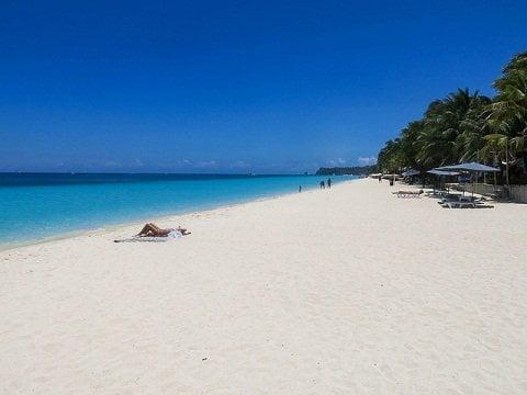 White Beach, Boracay Island