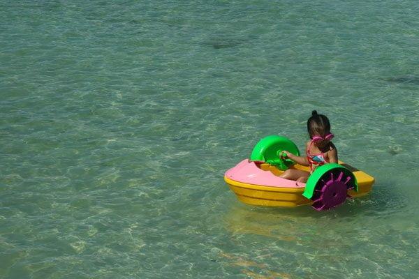 cavanico il ma re resort water sports