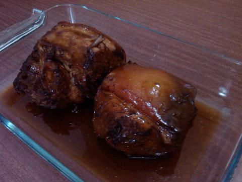 Adobo Steak.