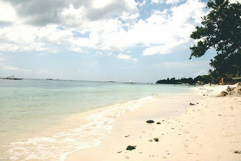 Alona Beach, Panglao Island.