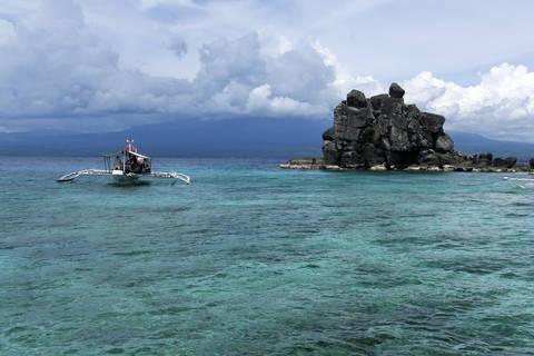 Apo Island Marine Sanctuary near Dumaguete Philippines.