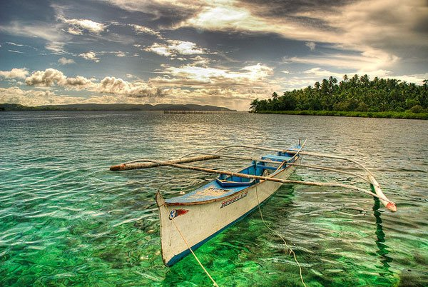 Banca-on-Philippine-waters