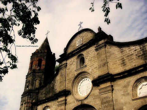 Barasoain church in Bulacan Philippines