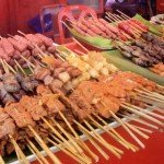 Barbecue in Cebu City