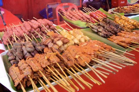 Barbecue in Cebu City