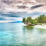 White Sand Beach in Bohol