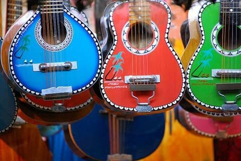 Mini guitars for sale in Cebu Philippines.