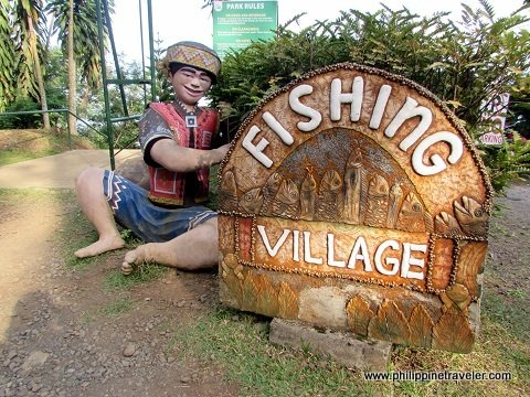 Fishing Village entrance