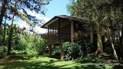 Eden Nature Park Vista Cottage