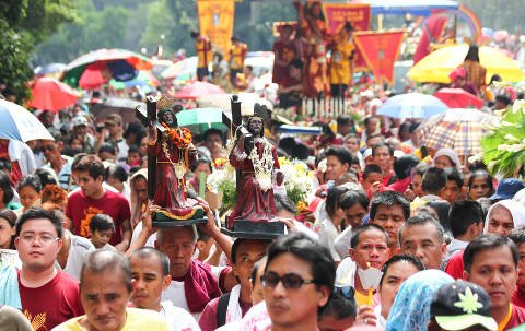 Festival of the Black Nazarene