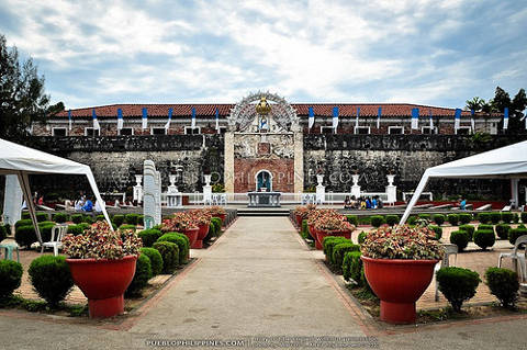 Fort Pilar in Zamboanga Philippines.