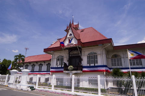 Aguinaldo Shrine in Kawit.
