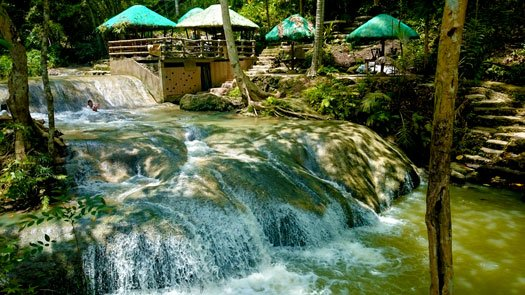 Hagimit Falls cottages