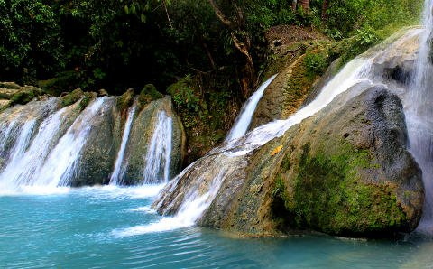 Hagimit Falls Samal Davao