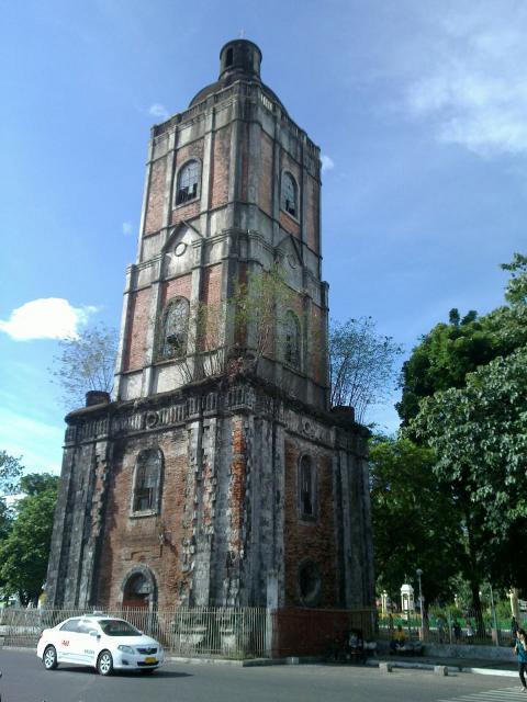Jaro Belfry Tower in Iloilo