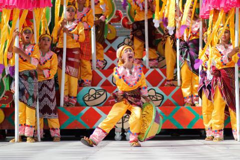 Kadayawan Indak Indak Davao City