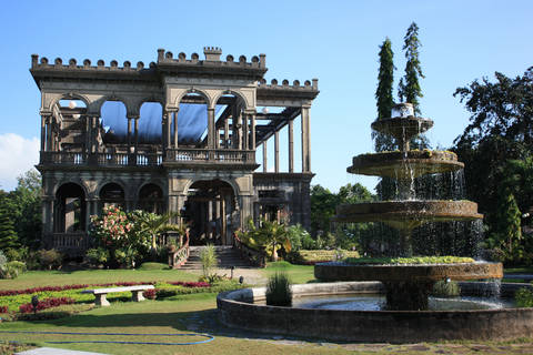 Ledesma ruins in Talisay in Bacolod City.