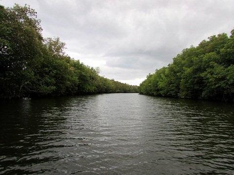Madaum River