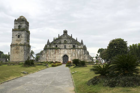 Paoay Church is a UNESCO World Heritage Site.