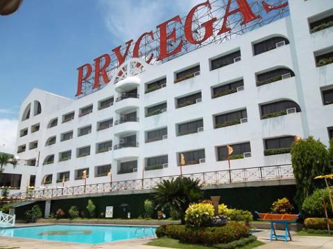 Pryce Plaza Hotel in Cagayan de Oro City, Philippines.