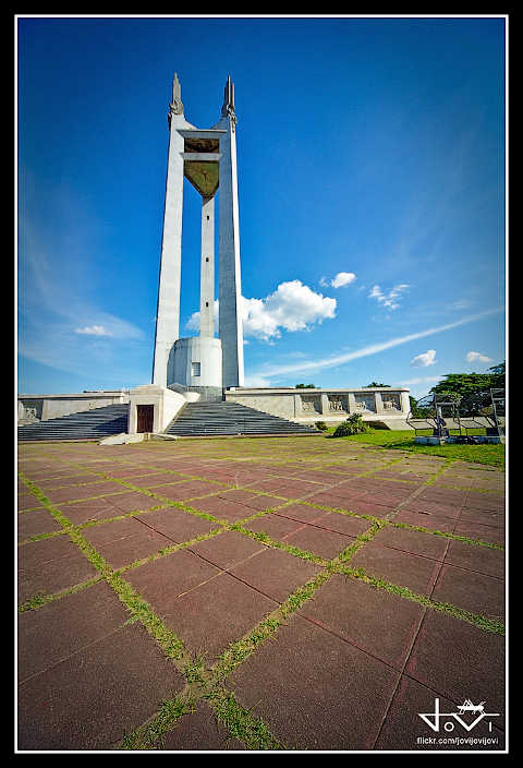 Quezon Memorial Circle.