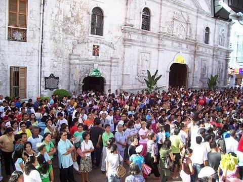 Sinulog Festival - Basilica Minore del Sto Nino