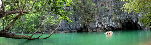 Subterranean River National Park in Puerto Princesa