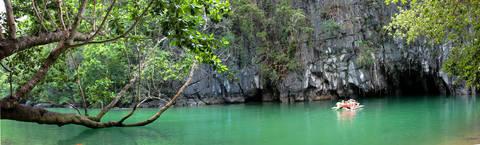 Subterranean River National Park in Puerto Princesa