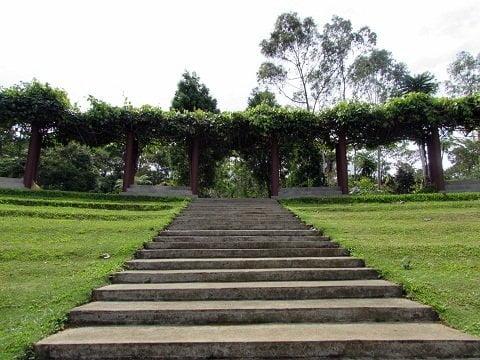 Sunken Amphitheater