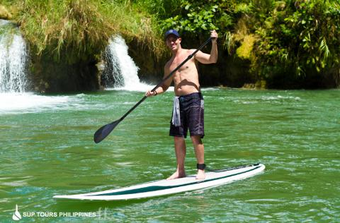 SUP Tours Philippines offers half-day Loboc river tours, one-day Bohol tours and multi-day tours in Bohol, Coron and Damuguete