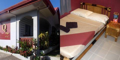 The Q Lodge on Boracay Island Philippines