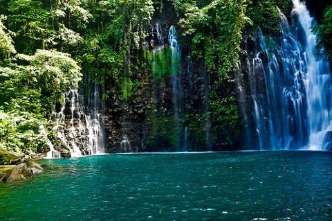 Tinago Falls.