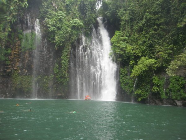 Beautiful Tinago Falls