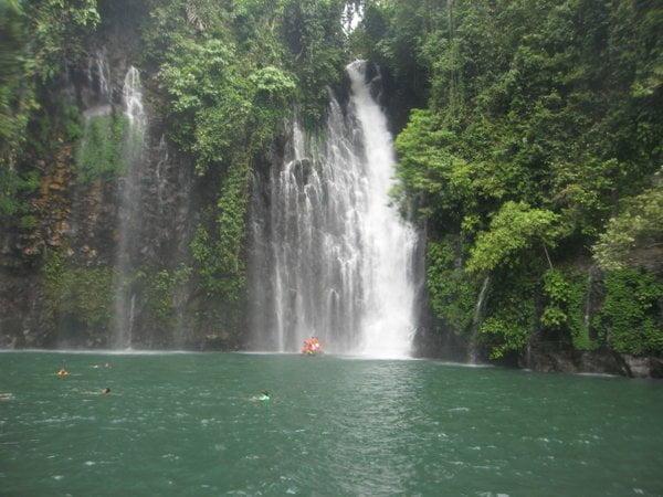 Beautiful Tinago Falls