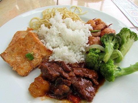 Vista Restaurant Food