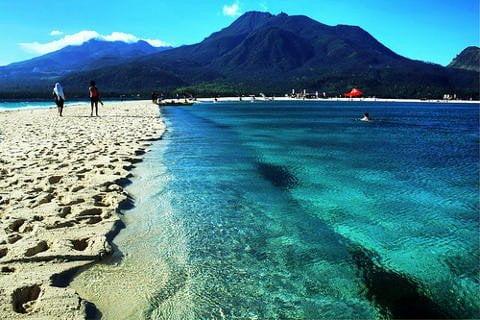 White Island, Camiguin.